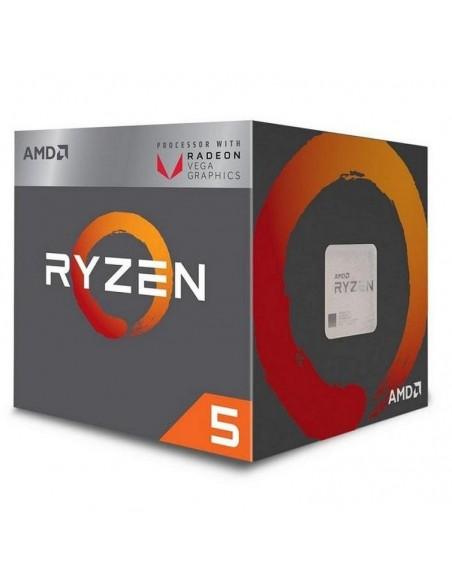 AMD Ryzen 5 3400G 3.7GHz Procesador
