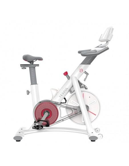 Yesoul S3 Smart Bicicleta Spinning Blanca