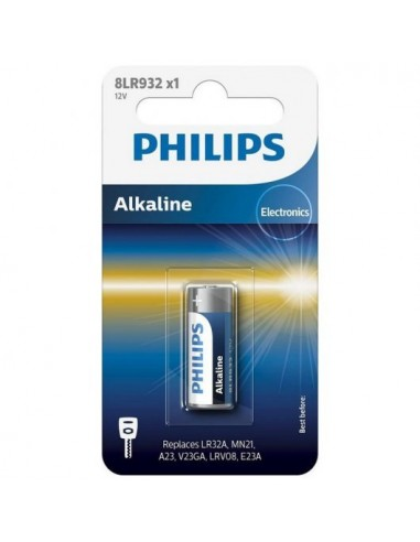 Philips 8LR932/01B Pila Alcalina 8LR932/MN21 12V