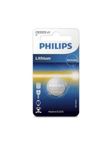 Philips Pila de Litio CR2025 3V