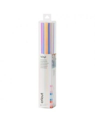 Cricut Vinilo Adhesivo Holográfico 30.5 x 61 cm Multicolor