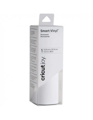 Cricut Joy Vinilo Adhesivo Permanente 13.9 x 121.9 cm Blanco